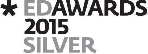 European Design Awards 2015 Silver