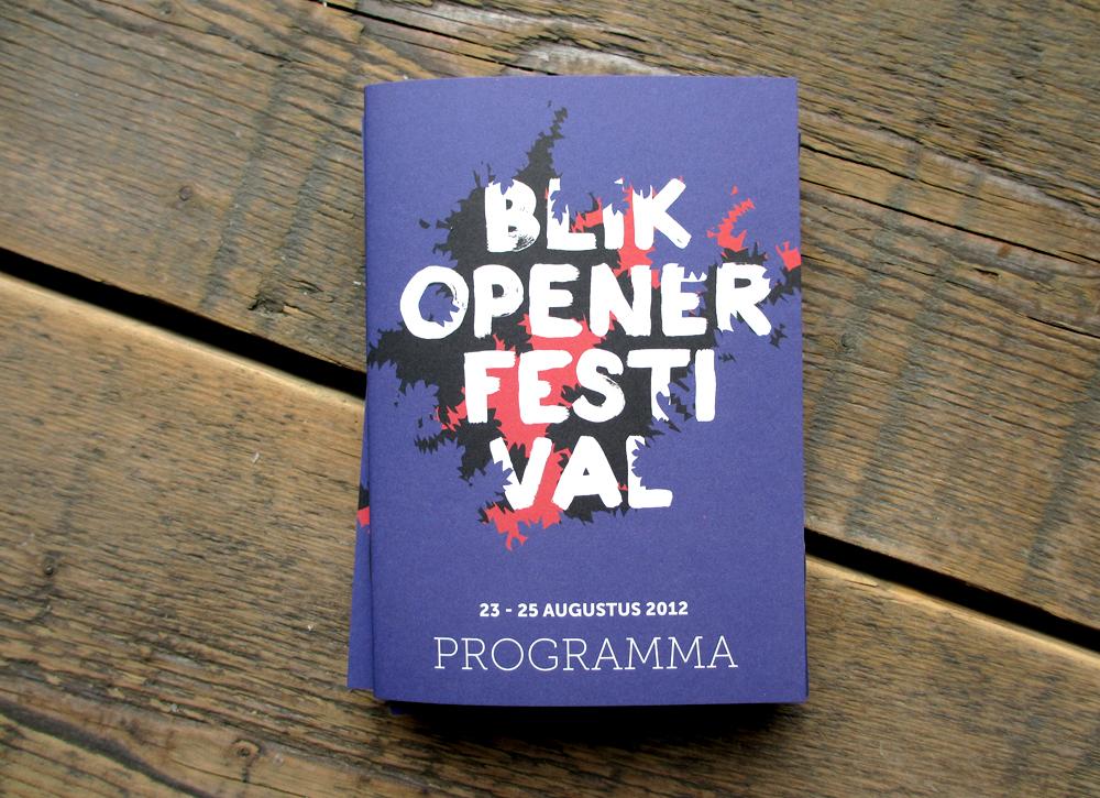 The 2012 program booklet