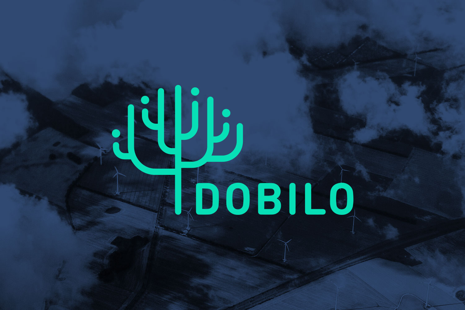 <em>Dobilo</em> is an end-to-end supply chain network with sustainability as a core value. Dobilo's four founders are represented by the four fruits in the tree.