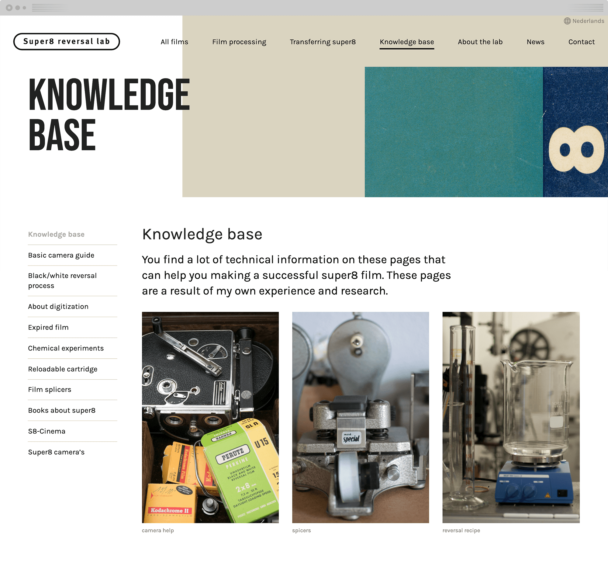 The knowledge base